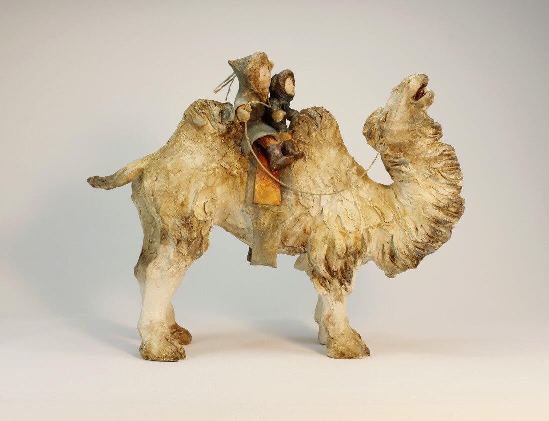 chameau de bactriane-sandra courlivant -