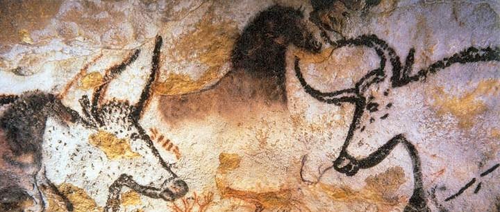 Fresque de la préhistoire